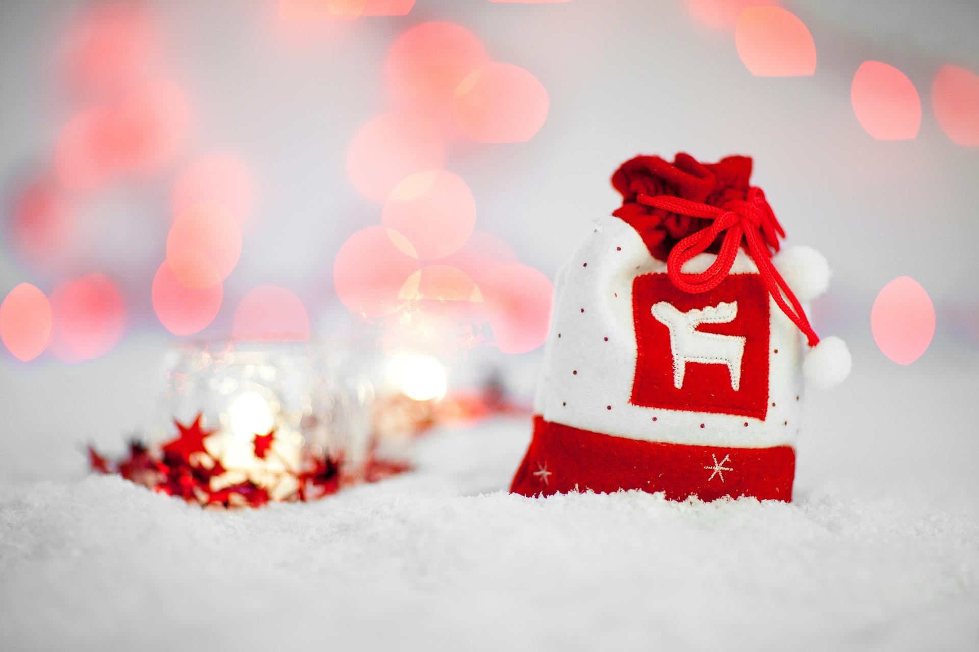 Una fría y solitaria navidad